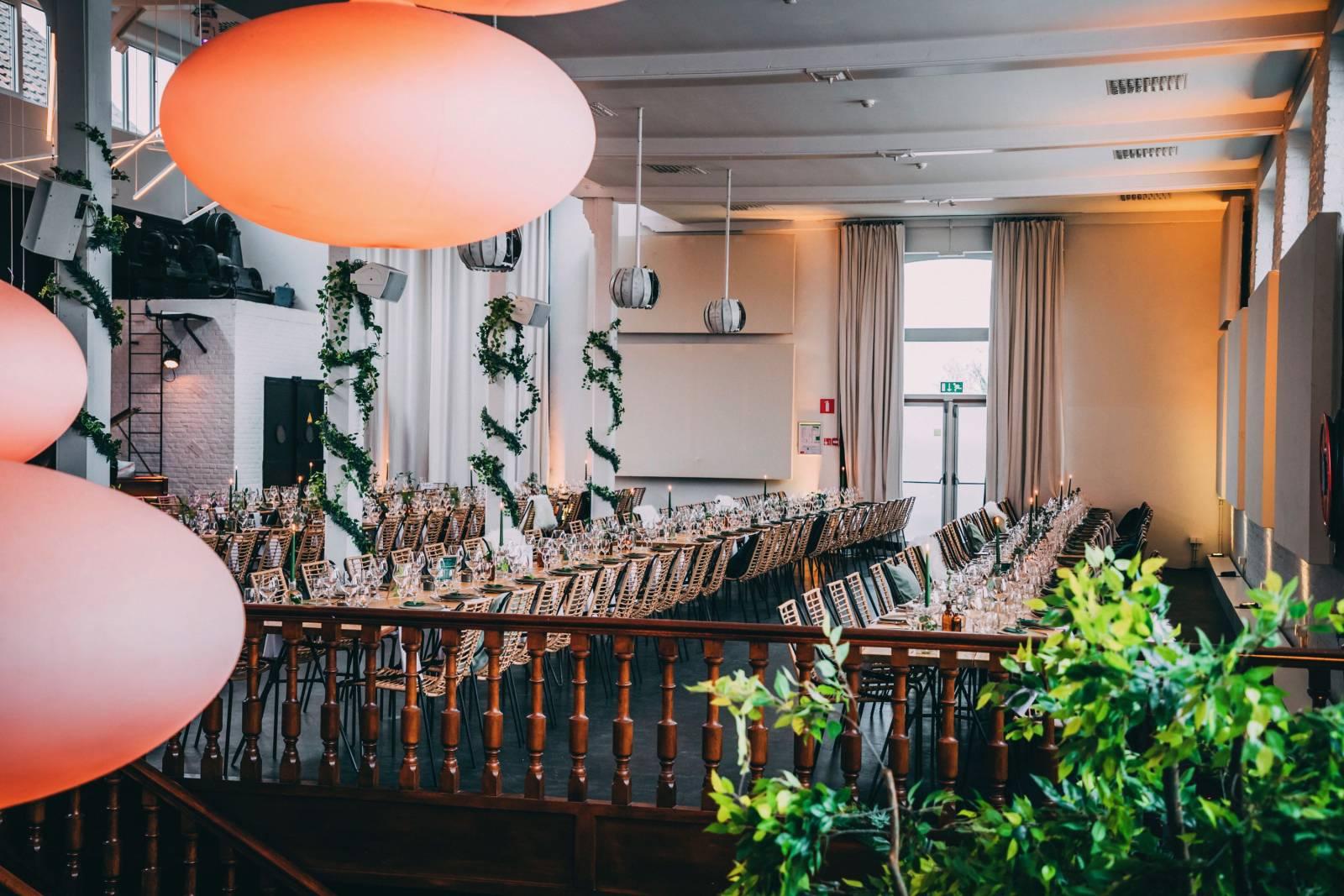 Zaal Lux - Feestzaal - Eventlocatie te Gent - House of Events - 39
