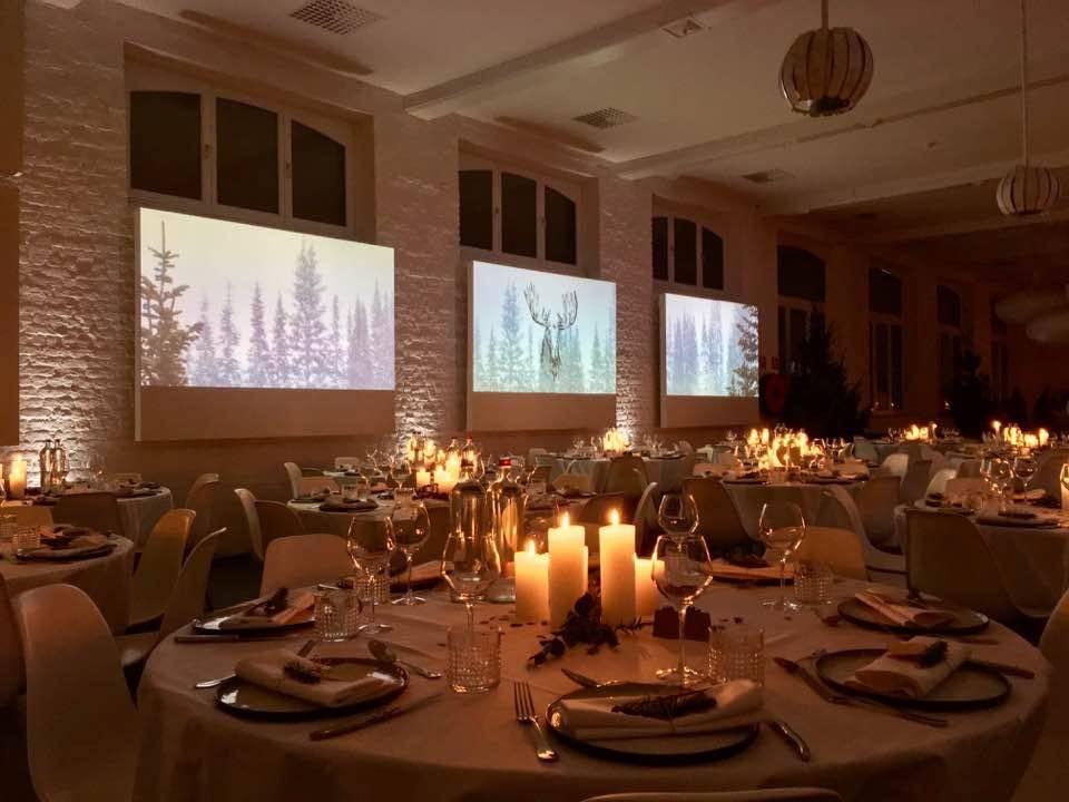 Zaal Lux - Feestzaal - Eventlocatie te Gent - House of Events - 7