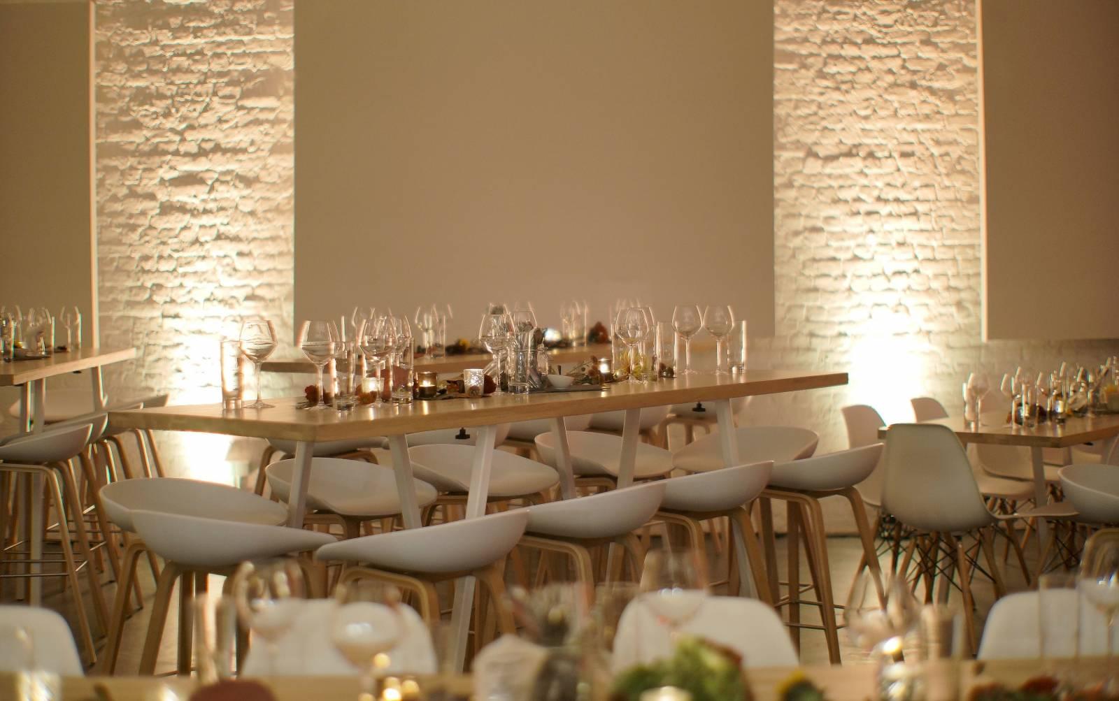 Zaal Lux - Feestzaal - Eventlocatie te Gent - House of Events - 9