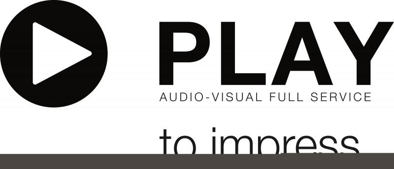 Logo - Play AV - House of Events Quality Label