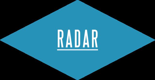 Logo - RADAR Events - House of Events Quality Label