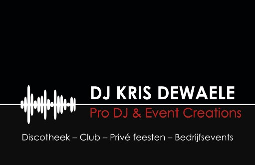 Logo - DJ Kris Dewaele - House of Events Quality Label
